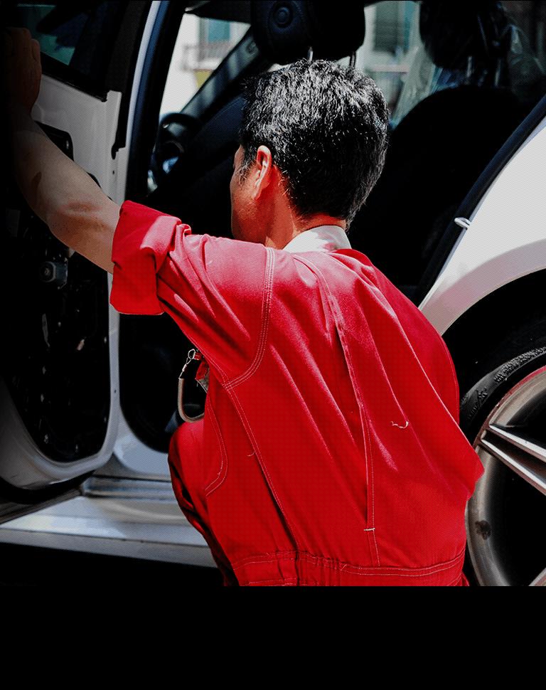 外車の傷・ヘコミ修理の専門店 佐藤自動車
