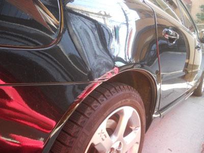 ボルボ・V70 お安く修理、でも大丈夫!永久保証付きです!!