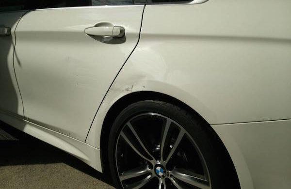 BMW4シリーズ/板金塗装