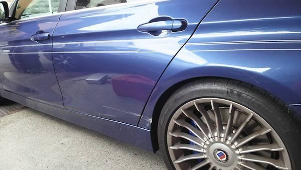 BMWアルピナ/板金塗装