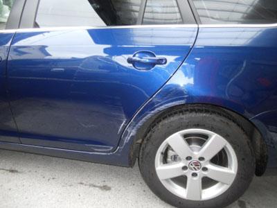 フォルクスワーゲン ゴルフ ディーラーで交換と言われても、佐藤自動車なら修理で大丈夫!!