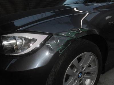 BMW 3シリーズ 脱着修理/交換修理 佐藤自動車は永久保証!!